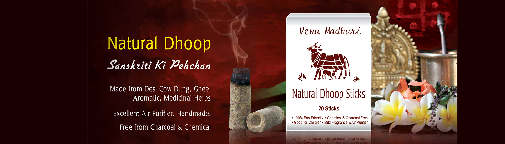 Natural Dhoop